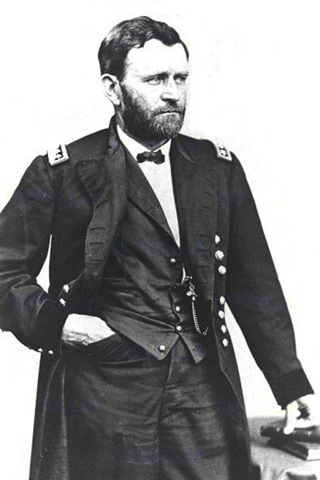 essay on ulysses s grant 2015-02-15 in 1865, as commanding general, ulysses s grant led the union armies to victory over the confederacy in the american civil war as an american hero, grant.